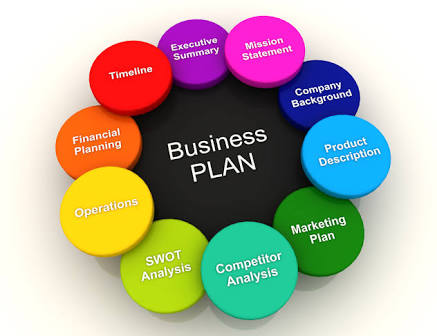 What makes you stand out in Startup? see business plan template.